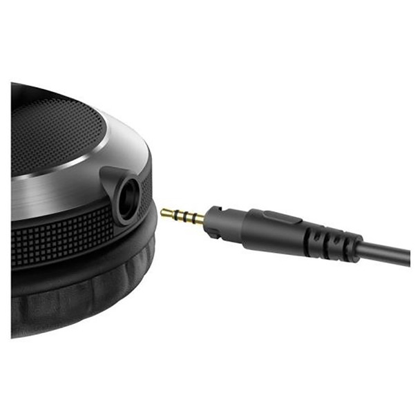 HDJ-X7-S Removable headphone cable