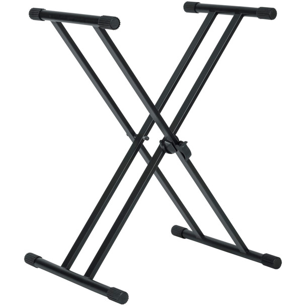 "Gator Frameworks GFW-KEY-2000X Deluxe ""X"" Style Keyboard Stand"