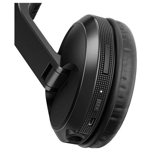 HDJ-X5BT Black Inputs/Audio Control