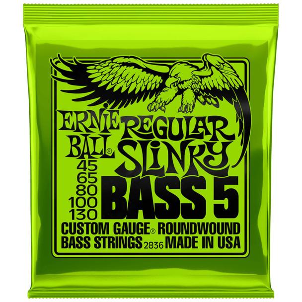 ERNIE-BALL-REGULAR-SLINKY-5-STRING-NICKEL-WOUND-ELECTRIC-BASS-STRINGS-45-130-GAUGE-FRONT