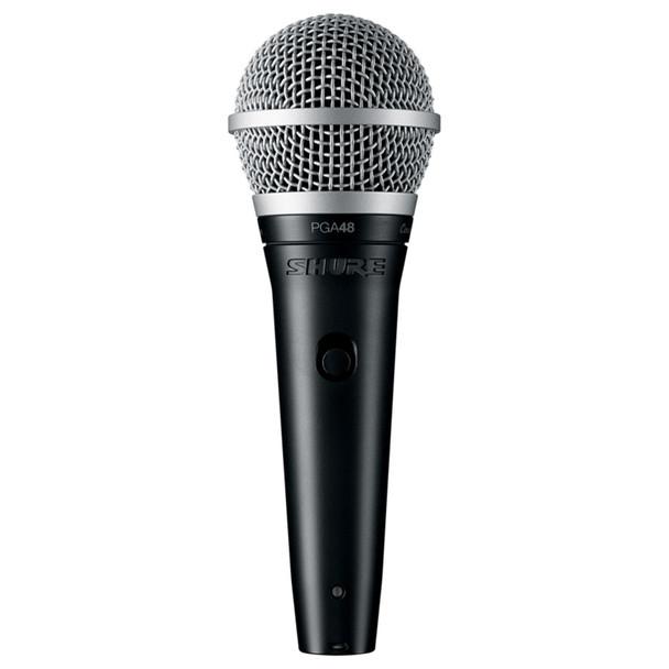 PGA48 Cardioid Dynamic Vocal Microphone. EMI Audio