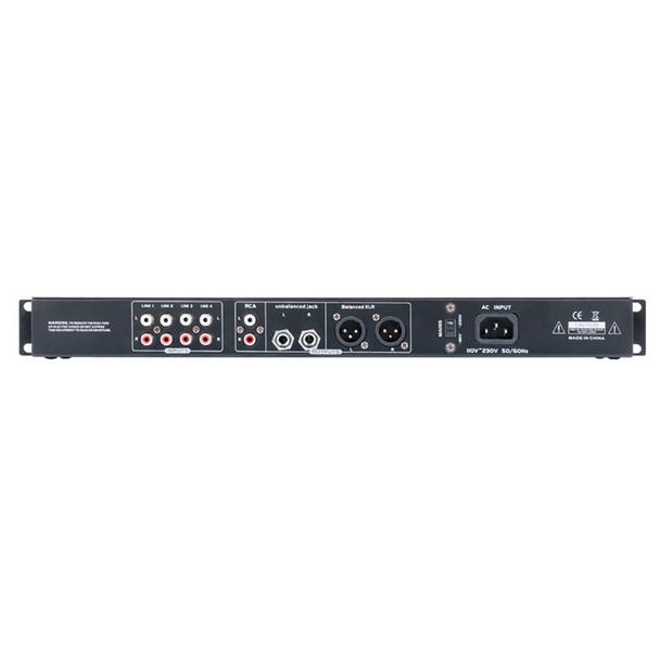ADJ MEDIA OPERATOR BTMP3/Wireless Audio media player