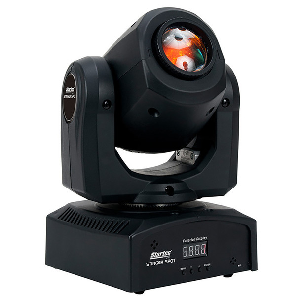ADJ STINGER SPOT Mini Moving Head with 10-Watt LED Source