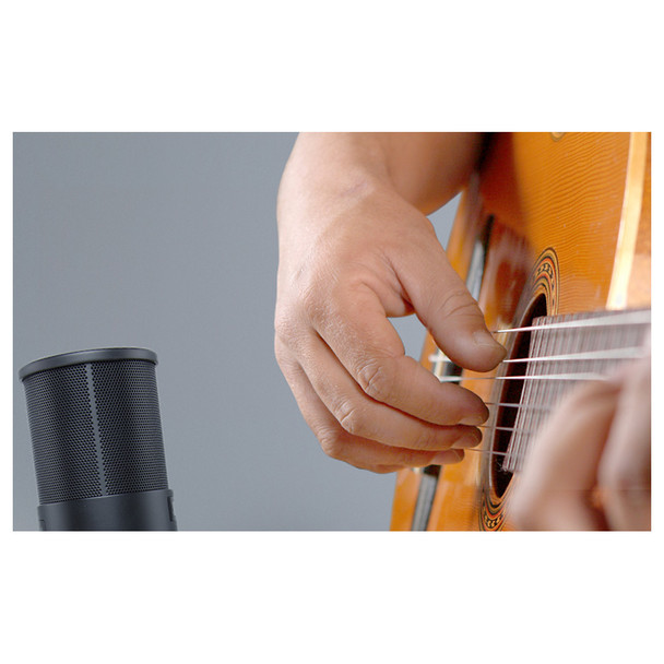 Great for instruments