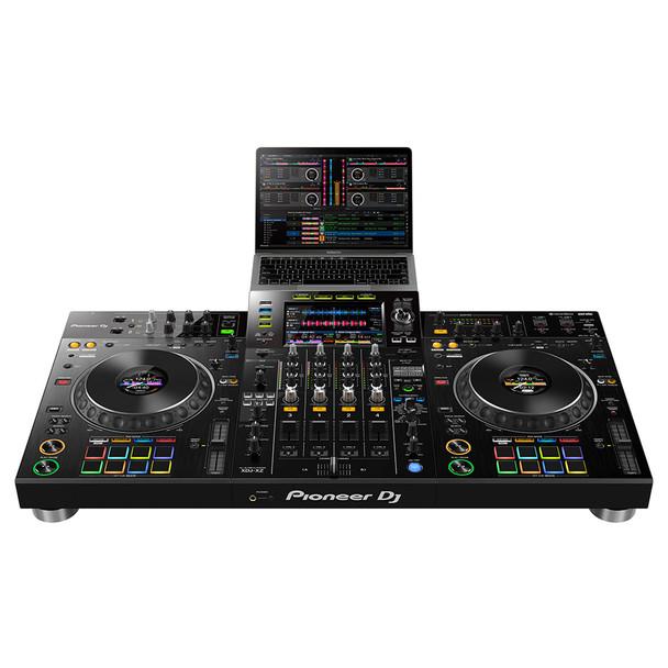 Pioneer Dj XDJ-XZ dj controller top