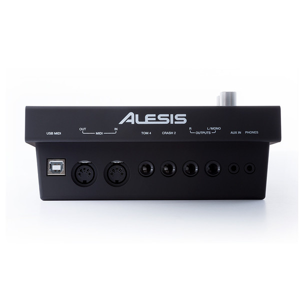 ALESIS Command Mesh Kit Inputs/Outputs