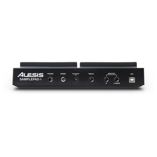 ALESIS SamplePad 4 Inputs/Outputs