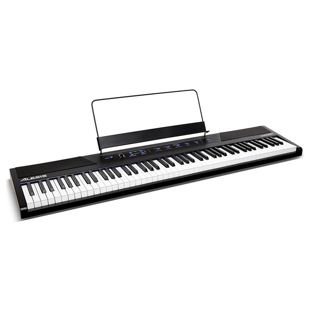 Concert Piano w/ Music Rest