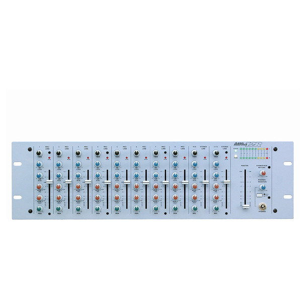 MULTIMIX 12R 12-channel 3RU mixer front view