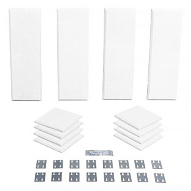 PRIMACOUSTIC London 8 Acoustic Panel Kit 5 times greater absorption than typical low cost foam  - Quick Shipping Available