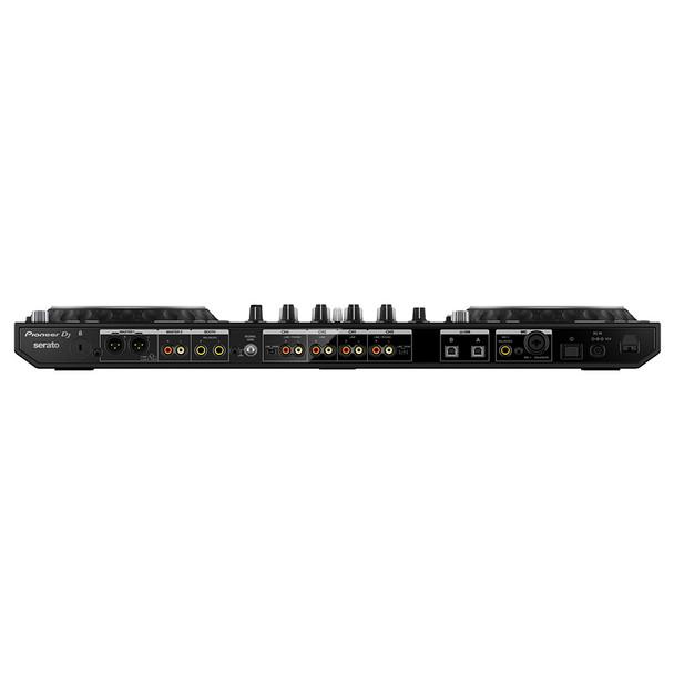 DDJ-1000SRT Inputs/Outputs