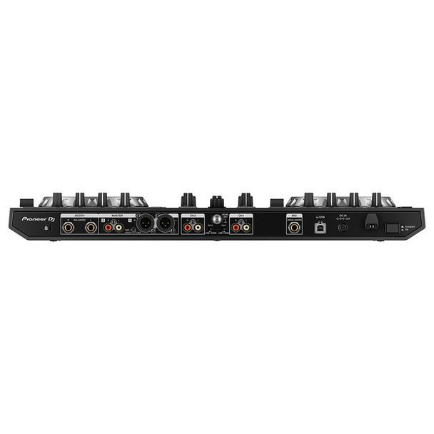 DDJ-SR2 Rear outputs