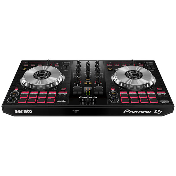 pioneer-dj-ddj-sb3-dj-controller-for-live-events-top-front-view