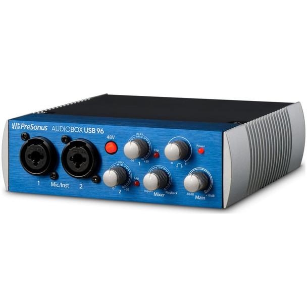 presonus-audiobox-usb-96-blue-angle
