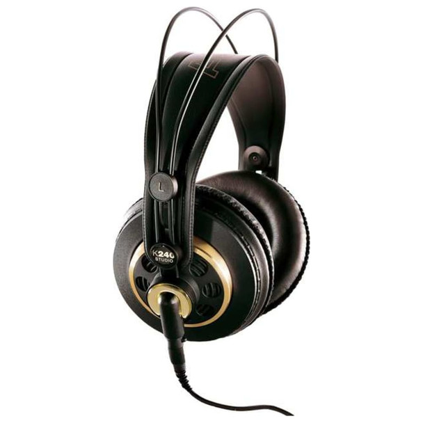 AKG K240 STUDIO Professional Studio Headphones Side