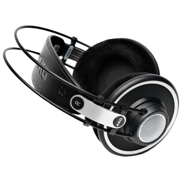 AKG K702 Reference Studio Headphones Side Shot