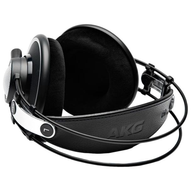 AKG K702 Reference Studio Headphones Top Shot