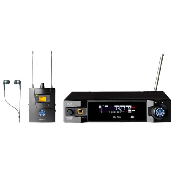 AKG IVM4500 Set BD7-50mW  Band 7