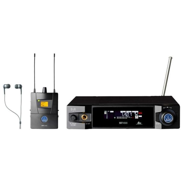 AKG IVM4500 Set BD8-50mW  Band 8