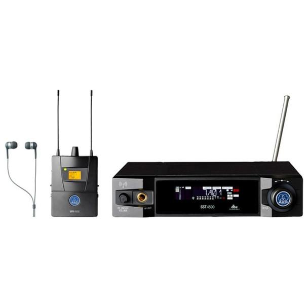 AKG IVM4500 Set BD8-100mW Band 8