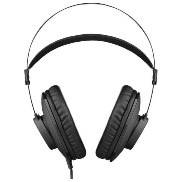 AKG K72 Closed-Back Studio Headphones Front