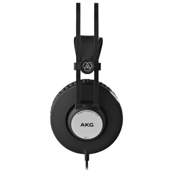 AKG K72 Closed-Back Studio Headphones Side