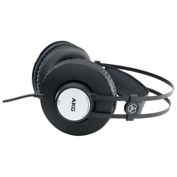 AKG K72 Closed-Back Studio Headphones Side View