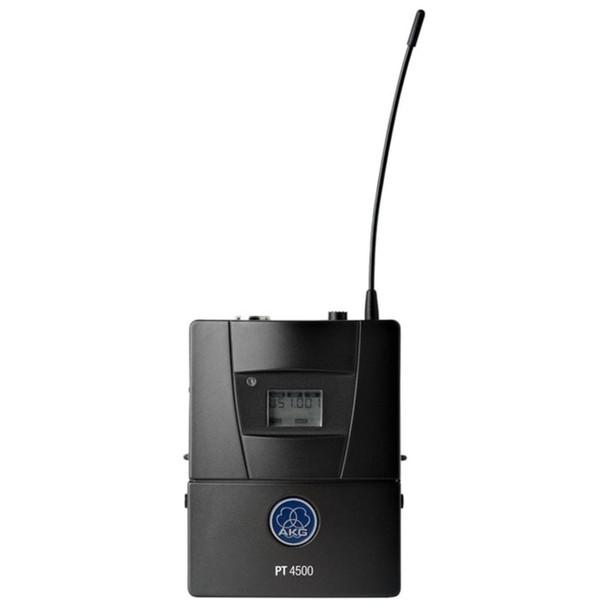 AKG PT4500 BD8 50mW Reference wireless body-pack transmitter