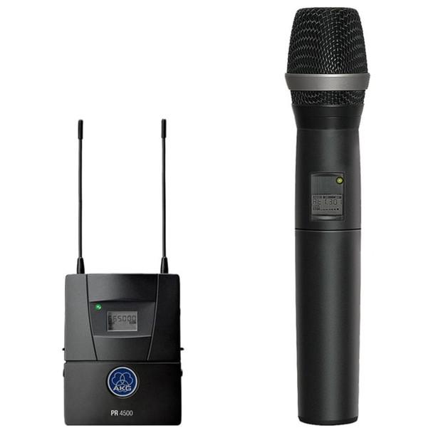 AKG PR4500 HT Set BD7 Reference Multichannel Wireless System