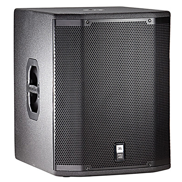PRX418S subwoofer front view