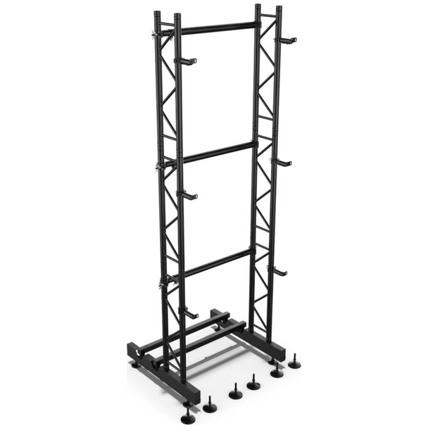 CHAUVET PRO GROUND SUPPORT 2 KIT Ground Support/Stacking System left angle