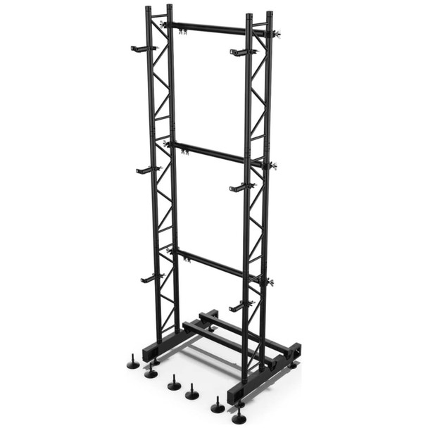 CHAUVET PRO GROUND SUPPORT 2 KIT Ground Support/Stacking System angle right