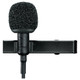 SHURE MOTIV MVL with windscreen and clip