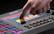 MPC Live II MPCLIVE2XUS finger showing touchscreen capability