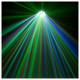 STINGER green and blue laser