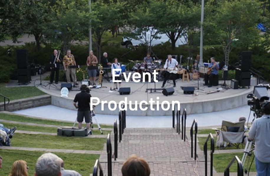 Event and wedding production EMI Audio