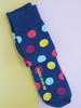 Cool Spotted Mens spotted socks
