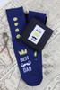 best dad socks - father's day socks, fathers day present,  best dad gift