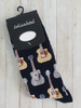 mens guitar socks uk