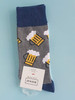 Men's beer socks uk