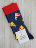 Men's Pizza Socks uk sock shop