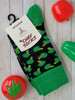 Mens novelty Broccoli Socks (Pair) Vegetable Socks