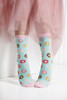 ladies donut socks uk