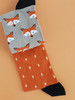 Womens Fox Mix Match UK sock shop