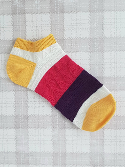 women's vintage ankle socks