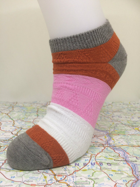 PPGC - womens ankle socks perfect for the summer