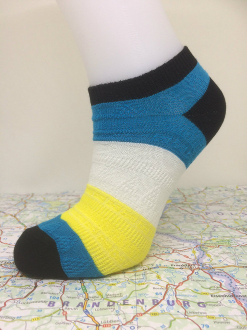 PPBC, ankle  socks from a uk socks shop - vintage style socks