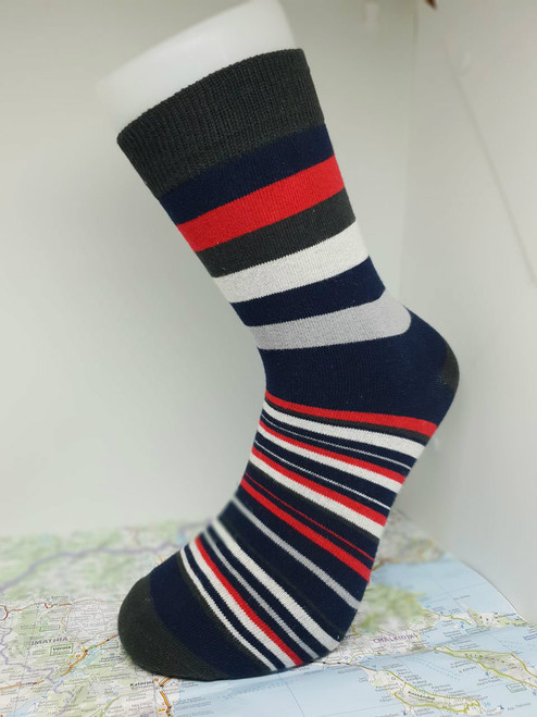 mens striped socks uk