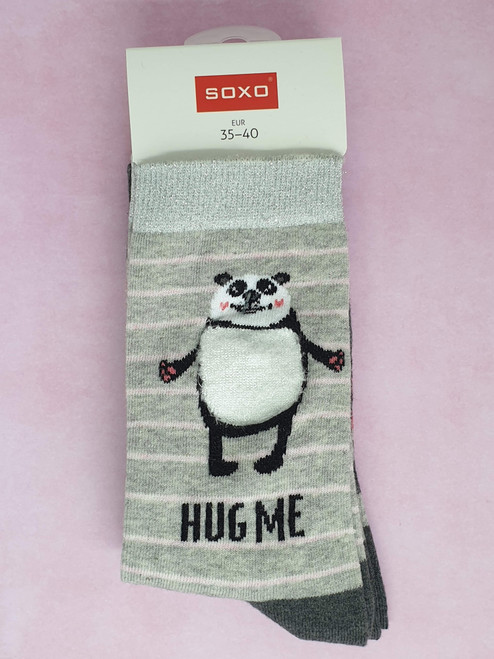 Women's Panda Socks