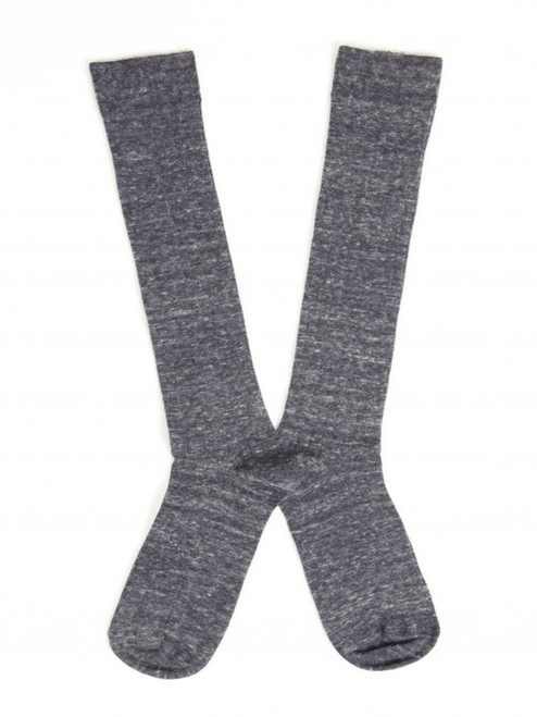 wool knee high socks